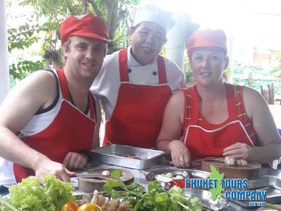 Phuket Big Mom Thai Cooking School