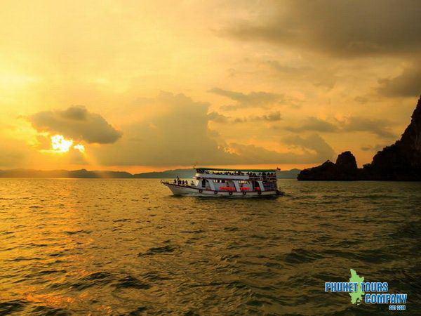 Phang Nga Sunset Cruise
