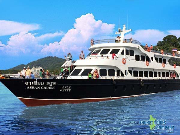 Krabi Star One Fishing Tour