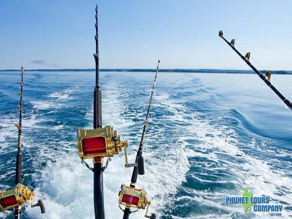 Phuket Fishing Tour