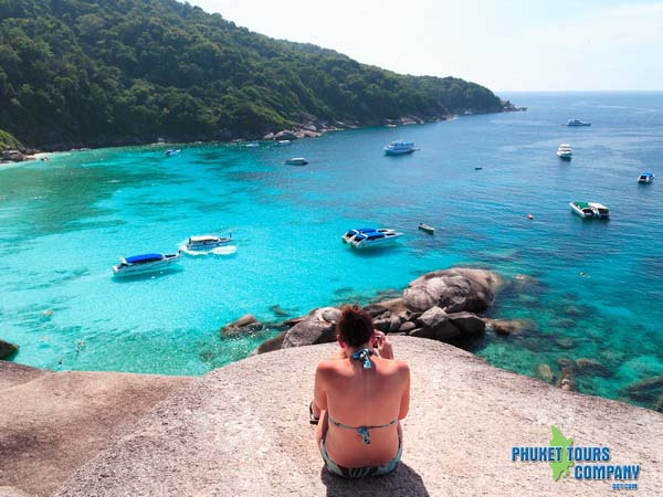 Similan Islands Tour and Similian Islands Excursions either for one