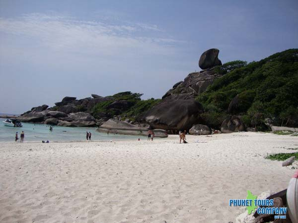 similan island number 1